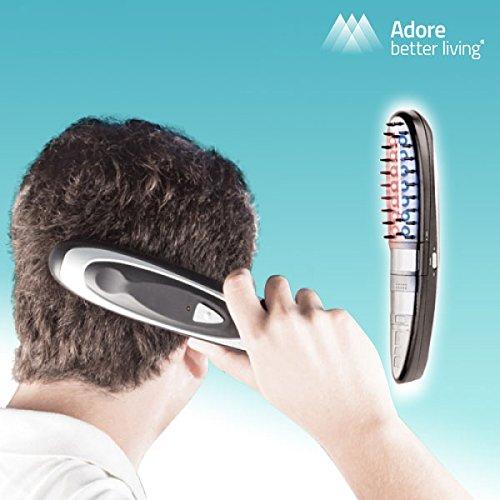 Adore Better Living IG106456 - Cepillo electrico anticaida con accesorios