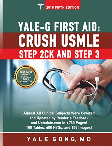 Gratis Epub Yale-G First Aid: Crush USMLE Step 2CK And Step