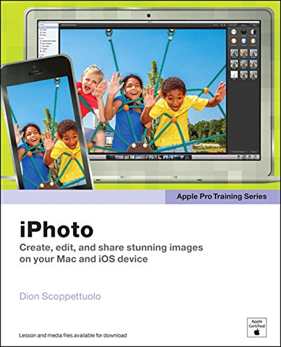 Apple Pro Training Series: iPhoto por Dion Scoppettuolo