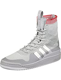 Adidas - adidas Forum Sleek W DP scarpe donna con scaldamuscoli - Negro, 38