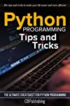 Do you want to make Python easier to use? Do you want your code to be cleaner and shorter so that you do not have to spend hours writing out lines of code for one project? Well, this book is here to help! Python Programming Tips and Tricks is going t...