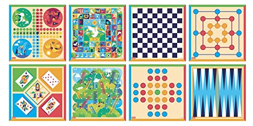 JEUJURA-8128-Traditional-Board-Game-Set–Wood