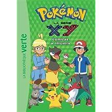 Pokémon 25 - Combat à Illumis