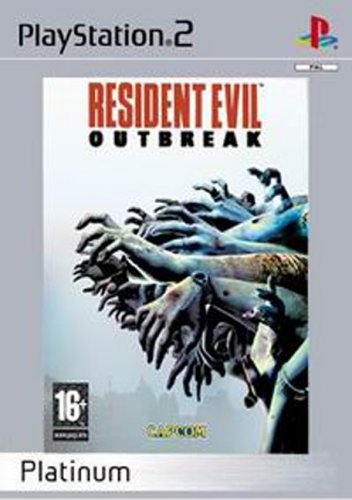 Resident Evil: Outbreak - Platinum Edition (Sony PS2) [Import UK]