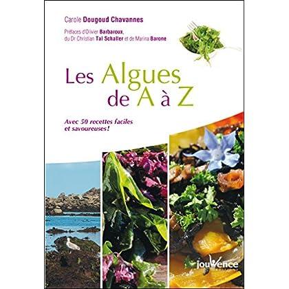 Les algues de A à Z (MANUELS)