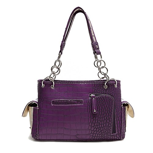 El Más Barato Para La Venta Blancho Biancheria da letto delle donne [Tipo Cuore S # 1] Borsa di cuoio Fashion PU elegante Borsa fucsia Handbag 2 - Purple A Precio Reducido qvy7pS
