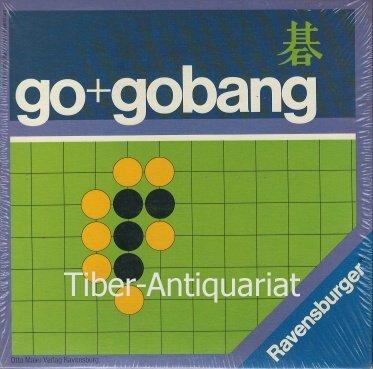 go+gobang. traveller serie. Gelb/braune Spielsteine. Ausgabe von 1974.