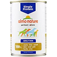 Almo Nature Single Protein Duck for Dogs, 400 g