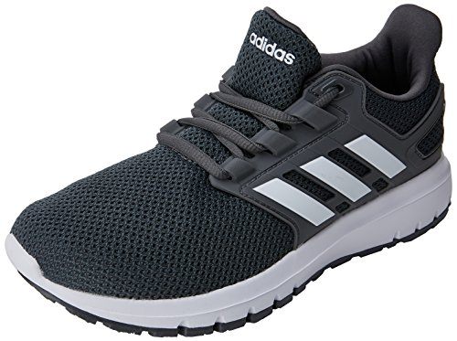 adidas Damen Energy Cloud 2.0 Laufschuhe, Grau (Grey Five/Footwear White/Carbon 0), 42 EU