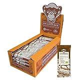 Chimpanzee - Organic protein bar - 45g - Erdnuss, 25 Einheiten Box