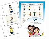 Yo-Yee Flashcards Bildkarten zur Sprachförderung - Adjektive und Gegensatzpaare - Erweitere spielerisch Grundwortschatz, Satzbau und Grammatik - Für Kita, Kindergarten, Grundschule oder Logopädie
