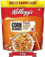 Kellogg's Corn Flakes Real Almond and Honey,
