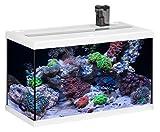 Eheim Aquastar 63Marin Aquarium-weiß 2x 12W 63L