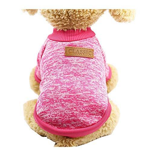 Chqinde Sicherheitshosen Hundewindeln Kleidung Kostüm Strick Kätzchen Welpe Pullover Pullover Kostüme Hund Sweatshirts, Adorable tragen stilvolle gemütliche Halloween, Weihnachten - Kätzchen Kostüm Tragen