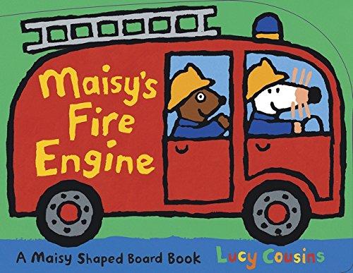Maisy'S Fire Engine por Lucy Cousins