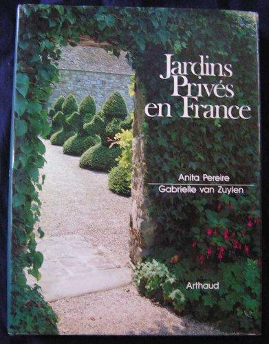Jardins privs en France