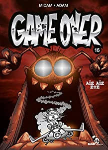 vignette de 'Game over n° 16<br /> Aïe aïe eye (Midam)'