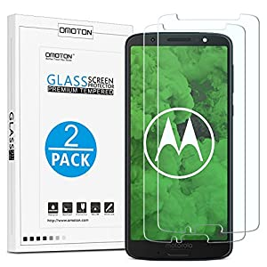 OMOTON Moto G6 Plus screen protector