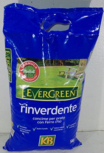 concime rinverdente antimuschio per prati erbosi ital-agro (5 kg)