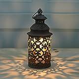 Lattice-Lanterna, modello Marrakesh-Candela per la casa e il giardino