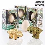 Huevo con Dinosaurio Little Junior Knows
