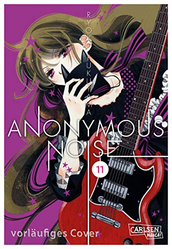 Anonymous Noise 11: The Anonymous Noise