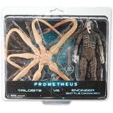 NECA Prometheus Exclusive Action Figure 2-Pack Engineer vs. Trilobite by Neca by Neca