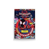 Spider-Man: Into the Spider-Verse 1000 Sticker Book