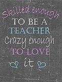 Lehrer Notizbuch: Lehrerin Notizbuch, Lehrer, Geschenk, Geburtstagsgeschenk Lehrer, 150 Seiten, Dot Grid, Punktraster, Journal, Schulanfang
