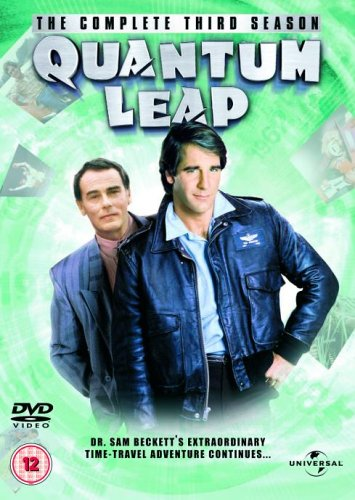 Quantum Leap: The Complete Series 3 [DVD]