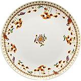 Hutschenreuther 02471–725758–10862Lots of Dots Paradise–Plato llano de 22cm, color naranja