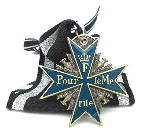 Orden Pour le Merite Orden / Preußische deutsche Armee / TOP Sammler Anfertigung (Deutschland Militär-uniform)