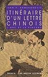 Telecharger Livres Itineraire d un lettre chinois L arc et le pinceau (PDF,EPUB,MOBI) gratuits en Francaise