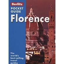 Florence Berlitz Pocket Guide (Berlitz Pocket Guides)
