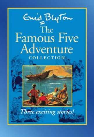 Famous Five adventure collection