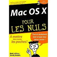 Mac OS/X