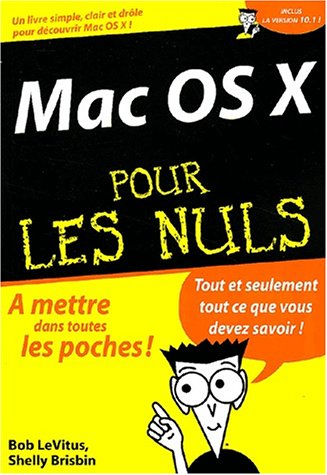 Mac OS/X par Collectif