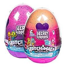HATCHIMALS 6047125 Egg col Secret Surprise BP M01B GML