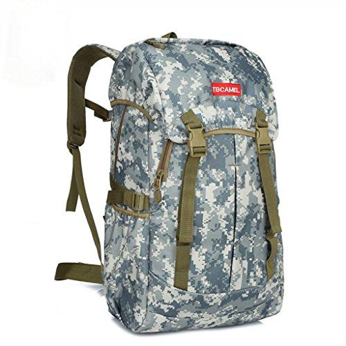 56b662332f Le nouveau multi-usages sports de plein air tactiques de camouflage sac à  dos alpinisme