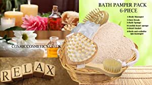 SPA & BATH Gift Set PACK OF 6-PIECES