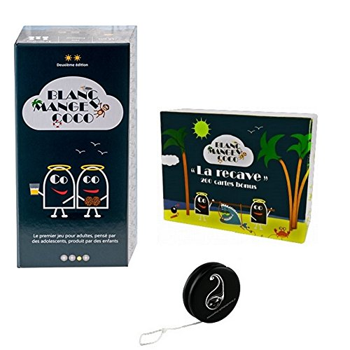 Pack Jeu Blanc Manger Coco+Extension La recave + 1 Yoyo Blumie