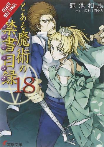 Preisvergleich Produktbild A Certain Magical Index,  Vol. 18 (light novel)