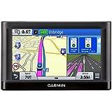 """Garmin Nuvi 55 - Navegador GPS de 5"""", (480 x 272, mapas de Europa occidental, USB, microSD), negro"""