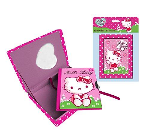 Geschenkkarton mit Tagebuch ()