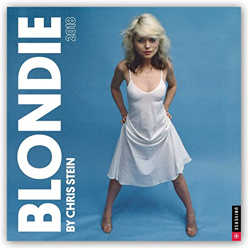 Blondie 2018: Original BrownTrout-Kalender [Mehrsprachig] [Kalender] (Wall-Kalender)