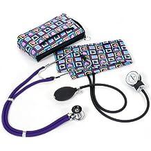 NCD Medical/Prestige Medical A2-FSH - Juego de tensiómetro de brazo y estetoscopio