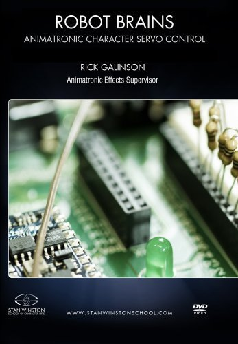 tronic Character Servo Control: Rick teaches designing, ordering, assembling and coding a circuit board using a Basic Stamp -- the basis for all RC and servo control by Rick Galinson ()