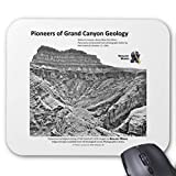 Grand Canyon III - Geology Pioneers Mouse Pad