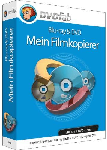 Preisvergleich Produktbild DVDFab - Mein Filmkopierer (Blu-ray & DVD Clone)