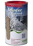 Velda 124150 Winterfutter für Teichfische, Sinkend, Winter Fish Food, 1.25 l